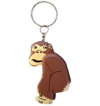 Chimp  Keychain