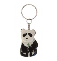 Panda Bear Key Chain