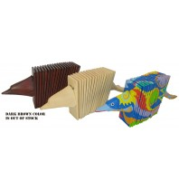 Dolphin Accordions & Animal Clapper