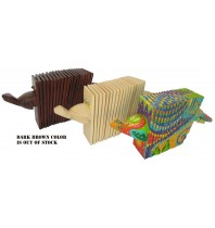 Turtle Accordions & Animal Clapper