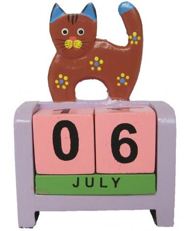 Cat - Kitten Perpetual Calendar