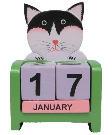 Cat - Perpetual Calendar