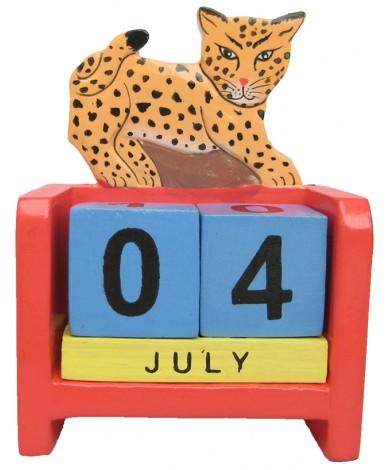 Cheetah - Perpetual Calendar