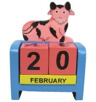 Cow - Perpetual Calendar