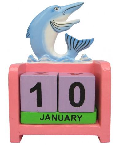 Dolphin - Perpetual Calendar