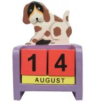 Dog - Perpetual Calendar