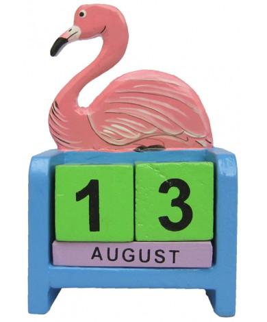 Flamingo - Perpetual Calendar