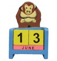 Gorilla - Perpetual Calendar