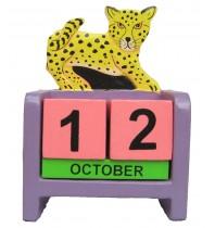 Leopard - Perpetual Calendar