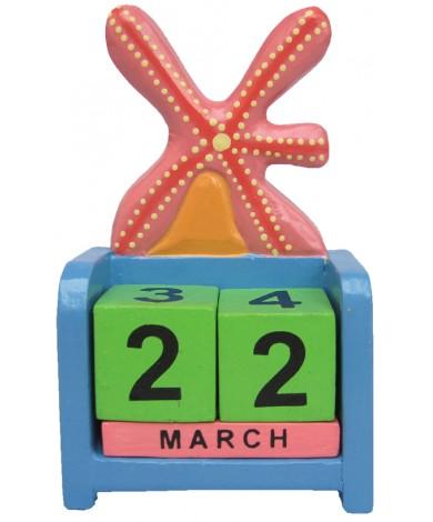 Starfish - Perpetual Calendar