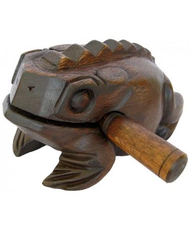 Dark Brown Bullfrog Rasp