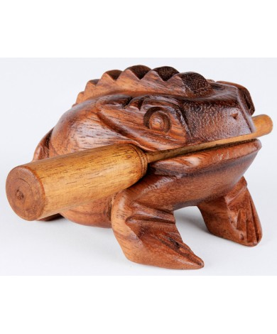 Handmade Musical Singing Frog
