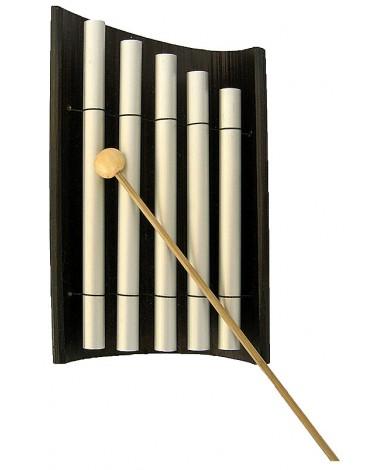 Gamelan Bamboo Wooden Chime Musical Instrument