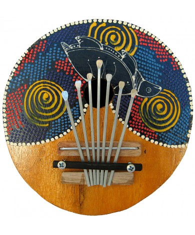 Thumb Piano Multi-Color Karimba