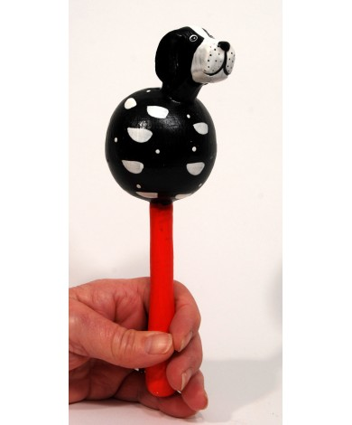 Dog Animal Maraca Instruments