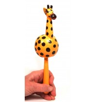 Giraffe Shaped Maraca