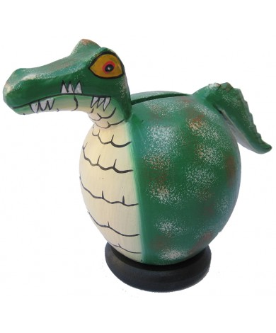 Alligator Coin Bank - Piggybank