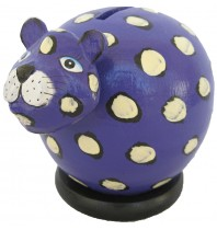 Cheetah Coin Bank - Piggybank