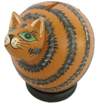 Small Cat Animal Coin Bank - Piggybank