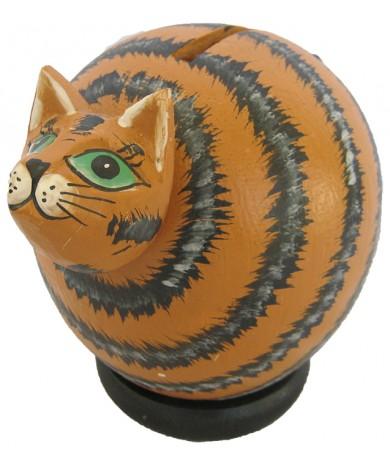 Small Cat Animal Coin Bank - Piggybank