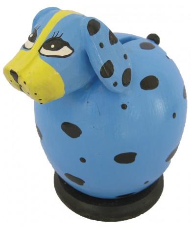 Blue Dog Coin Bank - Piggybank
