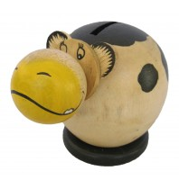 Hippopotamis Coin Bank - Piggybank