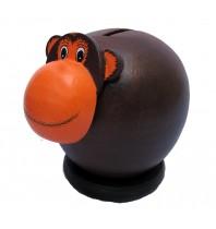 Monkey Coin Bank - Piggybank