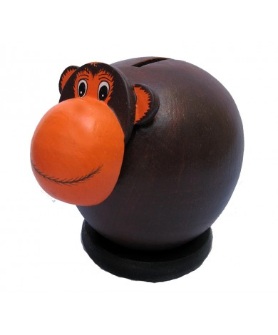 Monkey Coin Bank - Piggybank