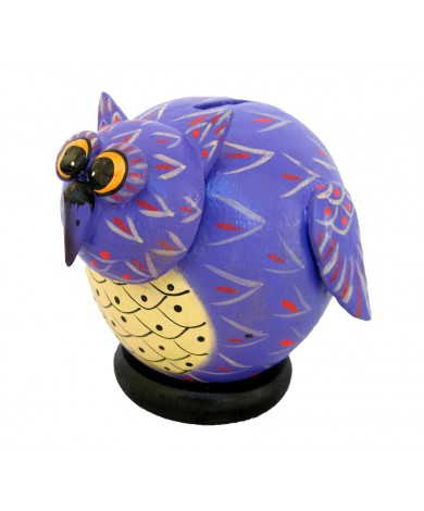 Owl Coin Bank - Piggybank