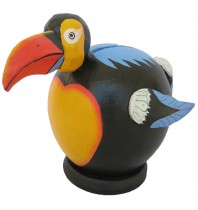 Small Tucan Coin Bank - Piggybank