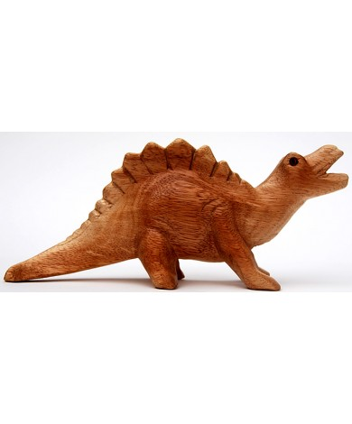 Dino-Sounds™ - Handmade Hand Carved Dinosaurs - Stegosaurus