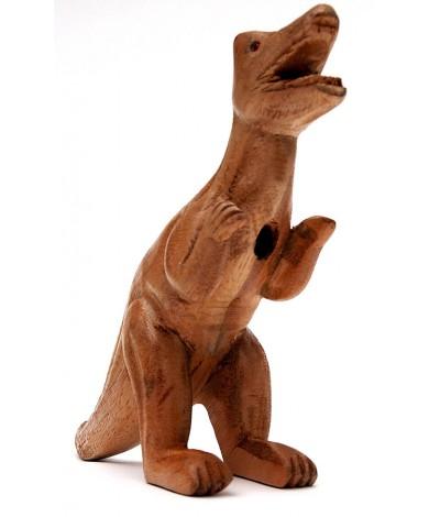 Dino-Sounds™ - Handmade Hand Carved Dinosaurs - T-Rex / Tyrannosaurus Rex