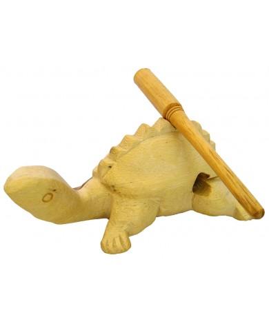 Turtle Noise Maker-Handcarved Wooden Animals