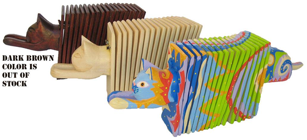 Cats / Kittens Accordions & Animal Clapper