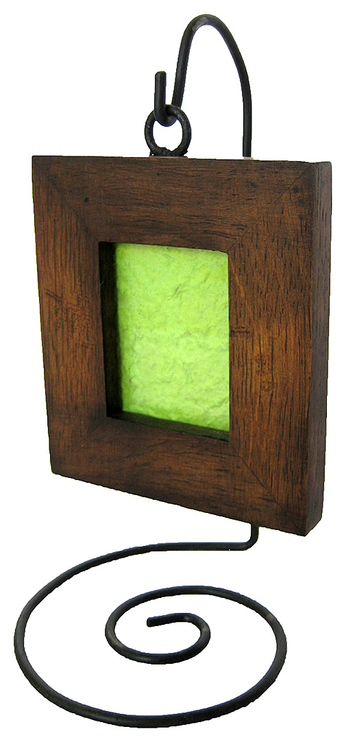 Teakwood Picture Frame